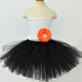 16b4f5617 Tutus rosa claro y azul claro tutú falda suave gasa pettiskirt disfraz para  niños baile clase ...