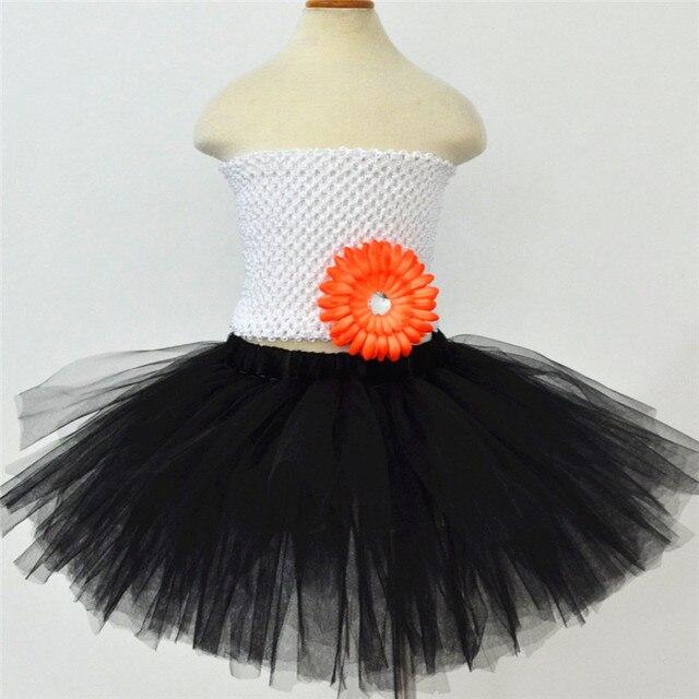 34cb8bc9e High Quality Girls Black Tutu Skirt Fluffy Tulle Ballet Skirt ...