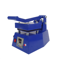 Free Shipping By DHL 1 Pcs 12 12cm Small Heat Press Machine HP230C