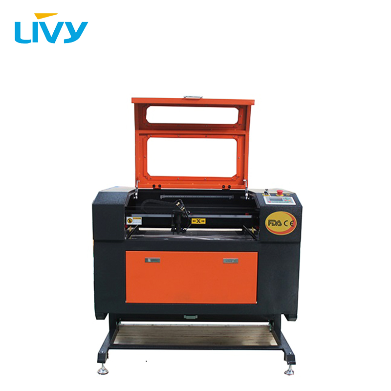 Cnc Co2 Laser Cutter With Ruida Controller EZCAD Software Co2 Engraving And Cutter Machine
