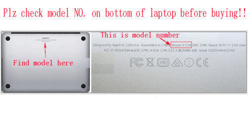 Fashion Protective Hard Shell Case Keyboard Cover Skin Set For 11 12 13 15 quot Apple Macbook Pro Retina Touch Bar Air A1466 A1369 CF in Laptop Bags amp Cases from Computer amp Office
