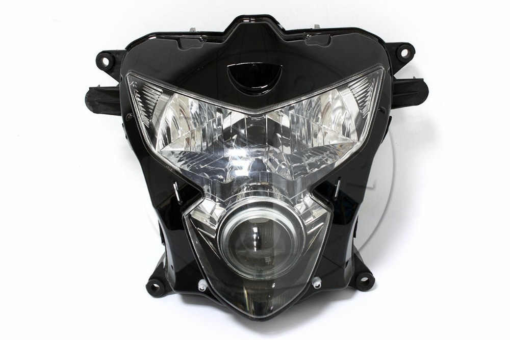 Motorcycle Front Headlight For SUZUKI GSXR 600 750 GSXR600 GSXR750 2004  2005 K4 Head Light Lamp Assembly Headlamp Lighting Parts