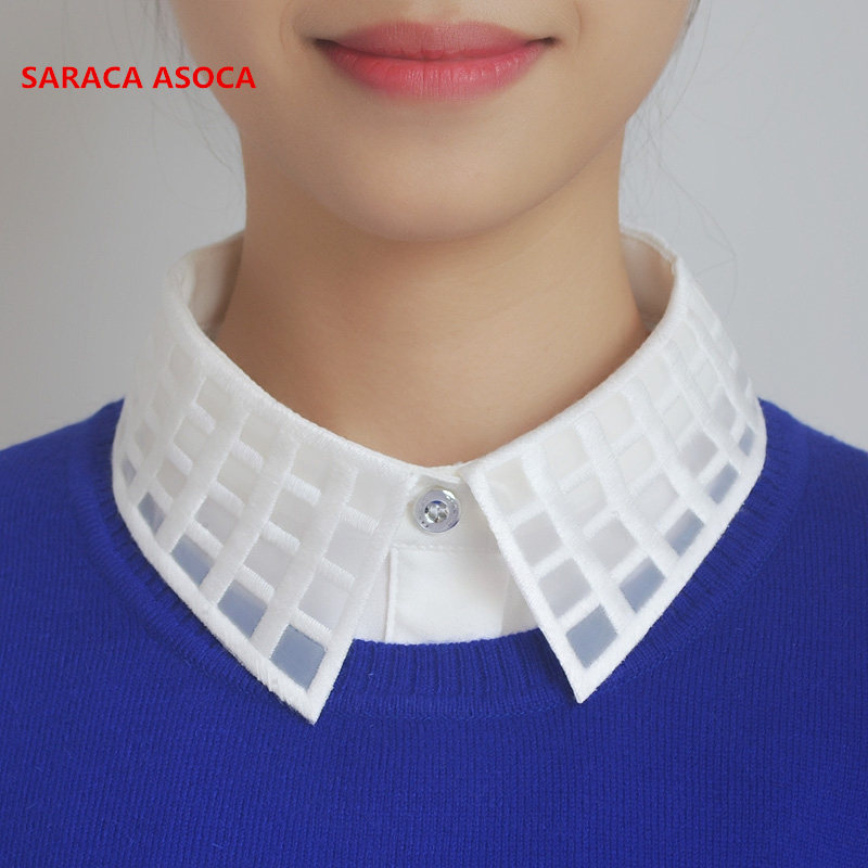 Wholesale And Retail False Collar For Women Detachable Collars Shirt