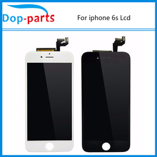 50Pcs Wholesale LCD For iPhone 6s LCD Display Touch Screen LCD Assembly Digitizer Glass lcd Replacement Parts DHL Shipping цена в Москве и Питере