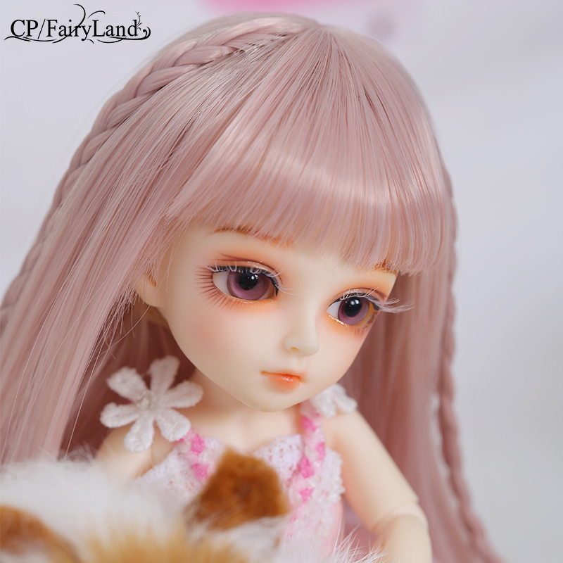 Fairyland Pukifee Rin Basic 1/8 bjd sd doll resin figures luts ai yosdkit doll not for sales bb toy baby OUENEIFS free shipping fairyland littlefee reni bjd resin figures luts ai yosd volks kit doll not for sales bb soom toy gift iplehouse