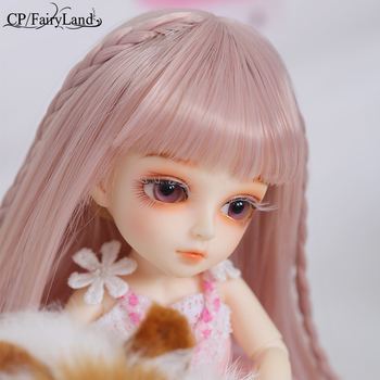 Fairyland Pukifee Rin Basic 1/8 bjd sd doll resin figures luts ai  yosdkit doll not for sales bb toy baby  OUENEIFS free shipping pukifee luna doll bjd 1 8 tiny cute ball jointed doll resin fairies best birthday gift toy for girl fairyland