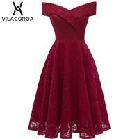 Summer Women's Lace Dress Homecoming Cross Solid Zipper High Waist Women's Sweet Party Dress Plus Size Dress Female Vestidos