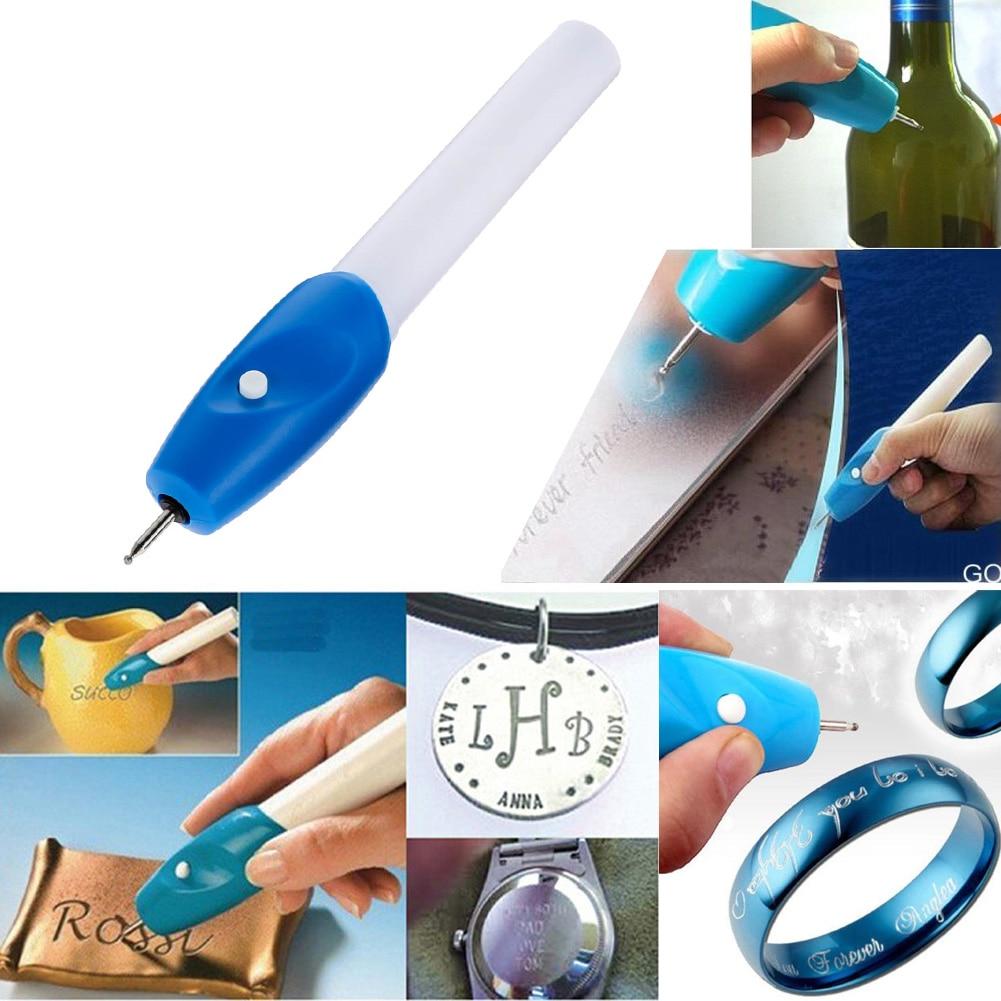 Elektromos gravírozás, gravírozás, toll, farag, szerszám, acél, - Fúrófej - Fénykép 1