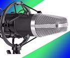 Professional KTV Microphone r-138 Condenser Cardioid Pro Audio Studio Vocal Recording Mic KTV Karaoke+ Metal Shock Mount