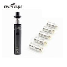 Eleaf iJust S Kit with 5pcs EC Head coil vaporizer Ijust s 3000Mah Box Mod VS Electronic Cigarette Ijust 2 Istick Pico Mega Vape