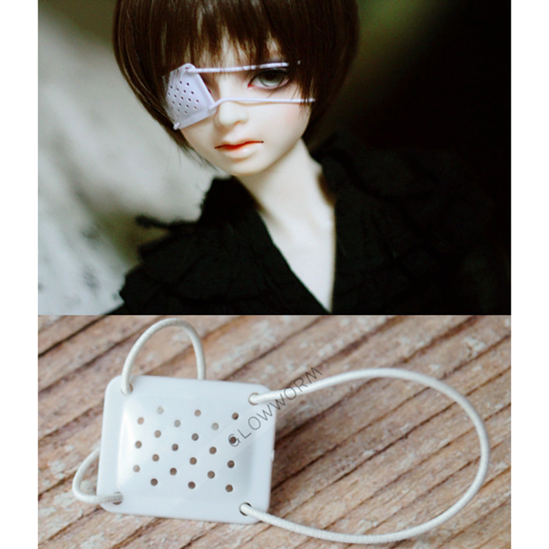 """Black Frame Glasses Sunglasses Prop for 1//3 24/"""" BJD SD SD17 LUTS doll photograph"""