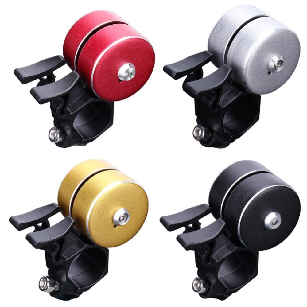Aluminum Bicycle Bell Bike Accessories Bicycle Alarm Bicycle Horn Bike Ring S1#