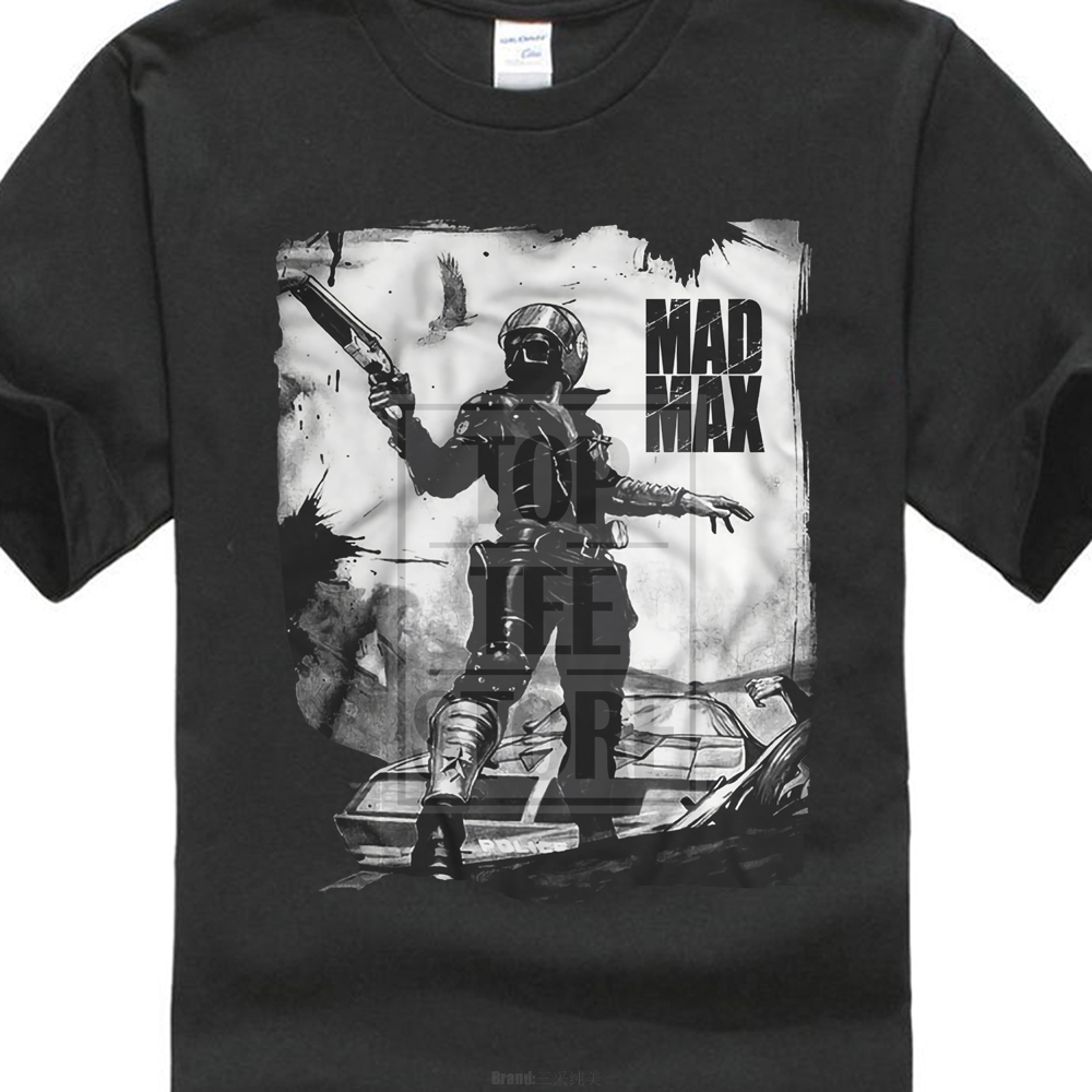Mad Max The Road Warrior T Shirt