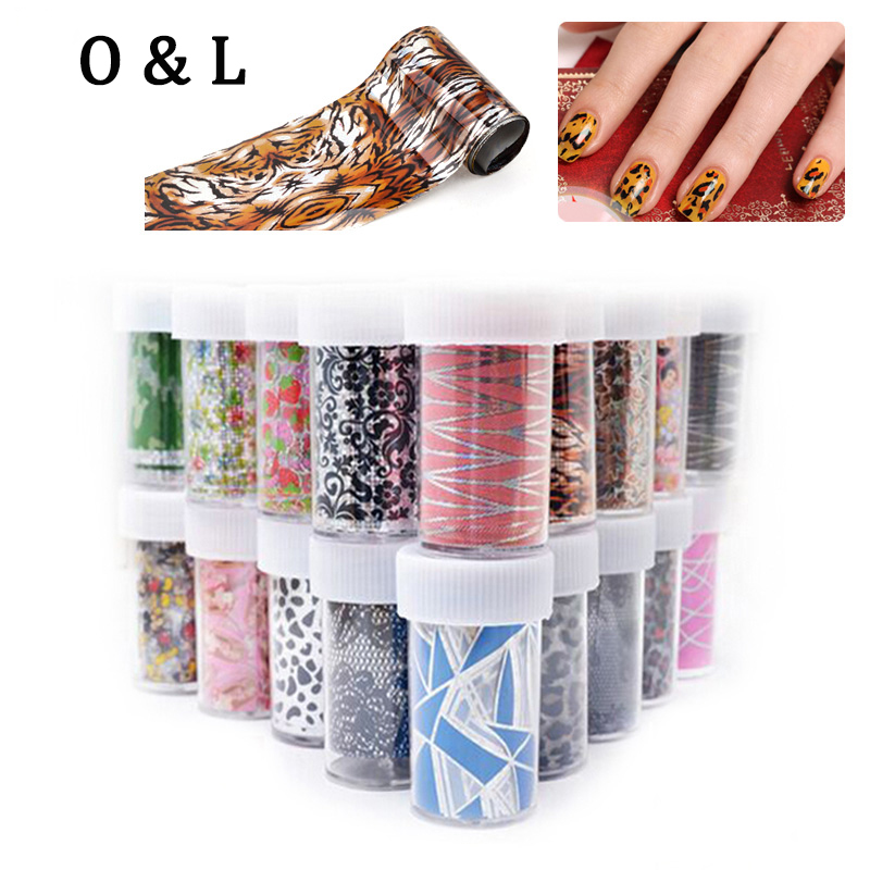 12pcs New Designs Nail Art Transfer Foils Sticker Paper DIY Nail Tips Decals Decoration Manicure Nail Craft Tools holographic nail foils all kinds snowflakes pattern diy nail art transfer decals manicure tools gl615