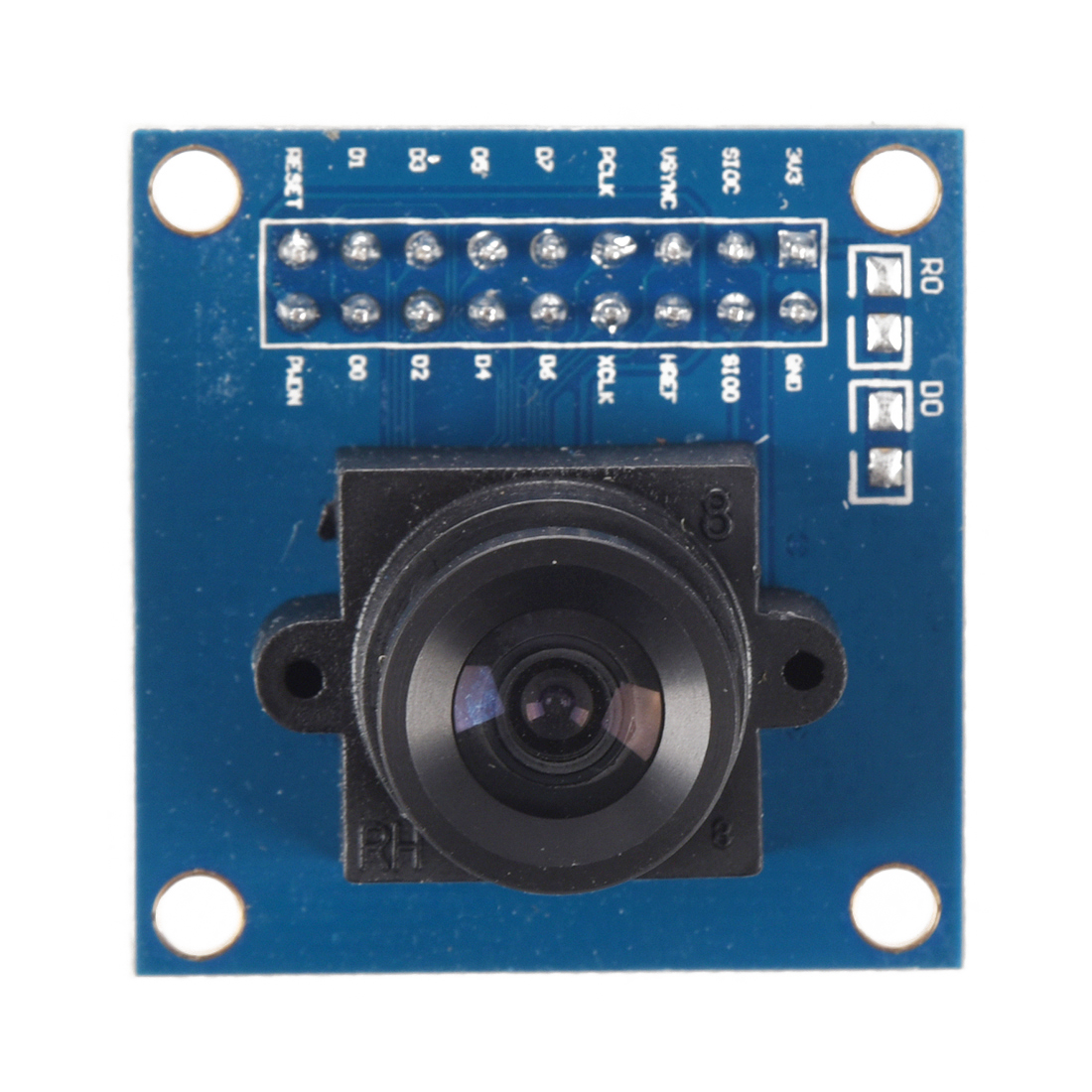 MOOL  640 X 480 CMOS OV7670 Camera Module With High Quality Lens