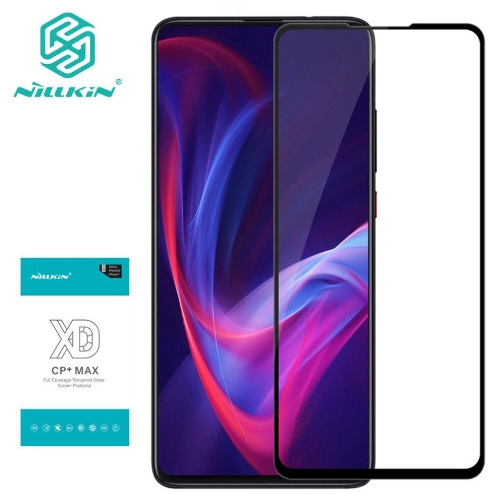 Nillkin Vidro Temperado Para Xiaomi Redmi K20 9T 9T Pro XD CP+MAX Completo tela de cobertura Protetor de Tela para Redmi K20 Pro Vidro