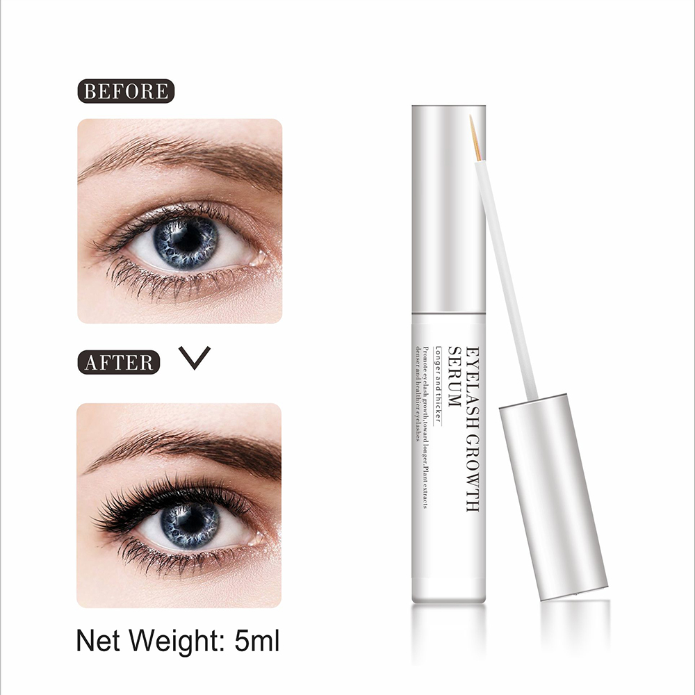 Eyelash Growth Treatments Liquid Serum Enhancer Eye Lash Longer