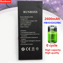 2600mAh HB4342A1RBC Battery For Huawei Ascend 5+ Y6 Honor 4A Honor 5A (Y6 II Compact) LYO-L21 Y5II Y5 II Cell Phone Battery for huawei honor 5a lyo l21 y6 ii compact y5 ii y5ii card slots cash wallet pu leather phone cases book style coque cover