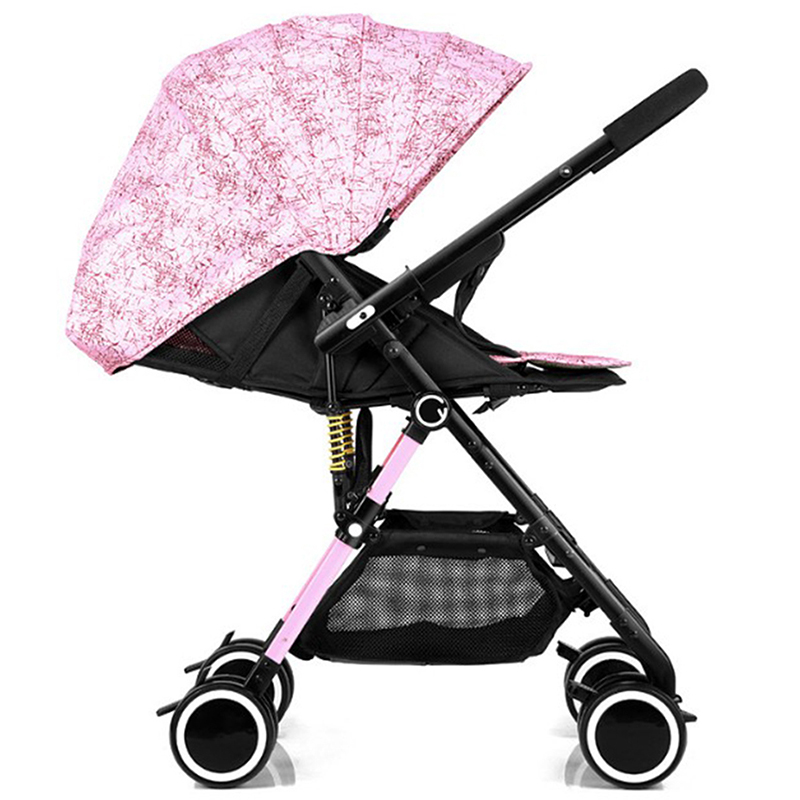 Portable Simple baby stroller Poussette Pliante Lightweight Umbrella Stroller Light Baby Stroller For Travelling Baby Trolley