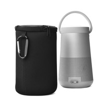 Outdoor Traveling Protect Portable Storage Bag Neoprene Case Pouch For BOSE Soundlink Revolve+ Bluetooth Speaker Accessories