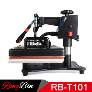 Image 3 - 12x15 дюймовая машина для печати на футболках, термопресс, сублимационный трансферный принтер