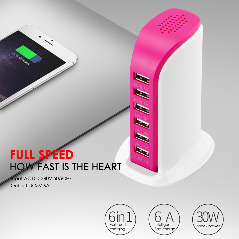 Buy Usb Charger 6usb And Get Free Shipping On Eternity Ultra Port 2 Fast Charging