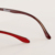 Vidrios ópticos Mujeres gafas de acetato de moda Luz color Llano Montura de gafas de la miopía de fotograma completo Gafas de Alta Calidad Gafas