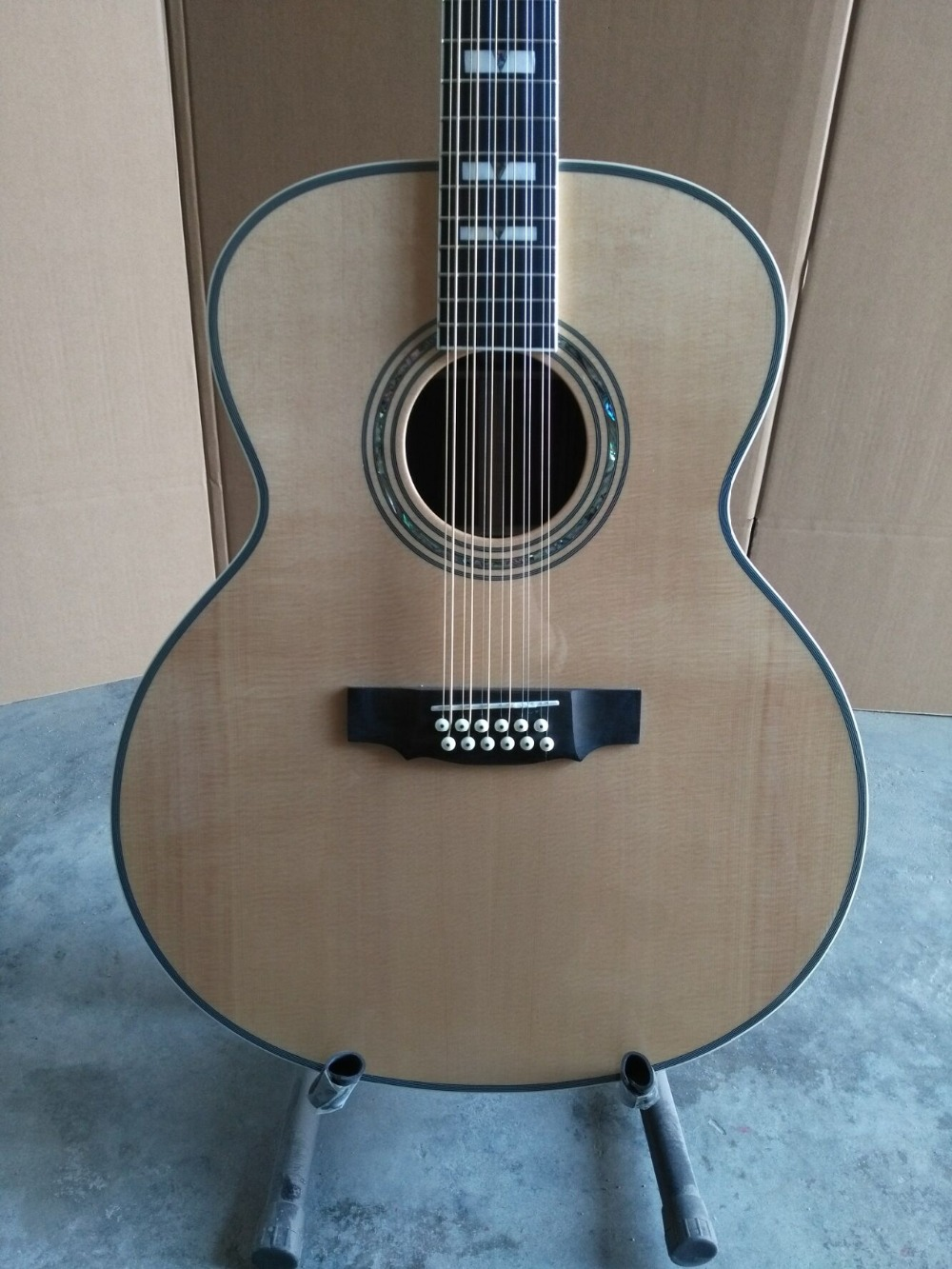 free shipping 12 strings guild f512 guitar best quality solid 12 string jumbo electric acoustic. Black Bedroom Furniture Sets. Home Design Ideas
