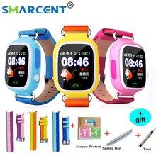 Q90 GPS Smart baby smart watch Q90 phone kids GPS Wifi Smart Watch SOS GPS Location