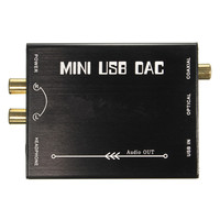 LEORY PCM2704 DAC To S PDIF HIFI USB Sound Card PRO Converter Digital To Analog Audio