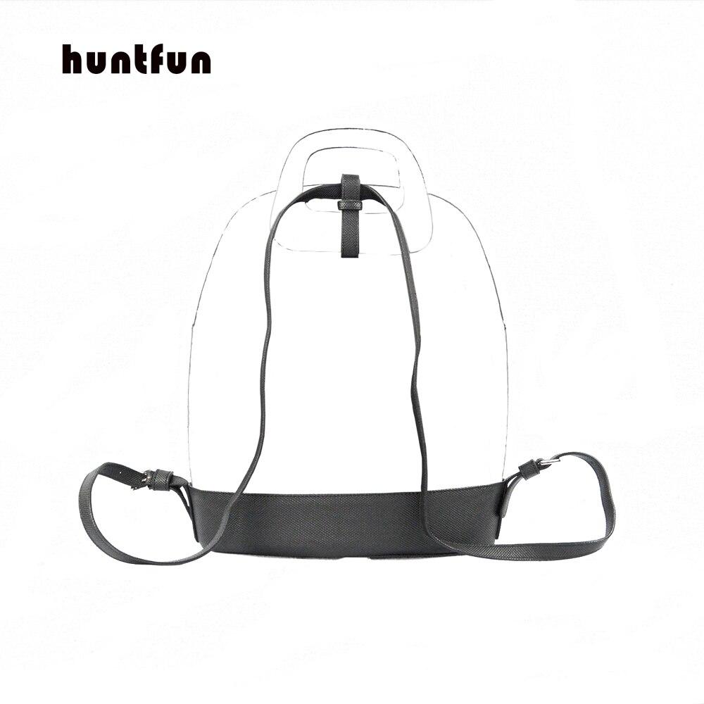 2018 New Slim PU Leather adjustable Strap Bottom Backpack Combination Set for Obag '50 O Bag