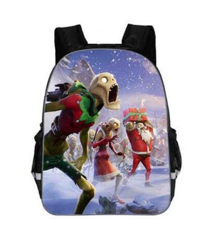 Battle Royale Hot School Backpack For Teens Boys Girls Shoulder Bags Backpack School Bag Orthopedic Fortnited Fortniter 028