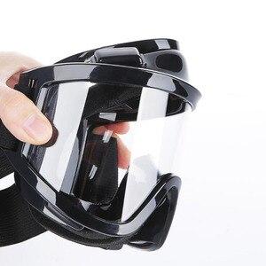Image 3 - Veiligheid Bril Tactische Bril Hoge Kwaliteit Anti Fog Anti Shock Shockproof en Stof Industriële Arbeid Beschermende Bril