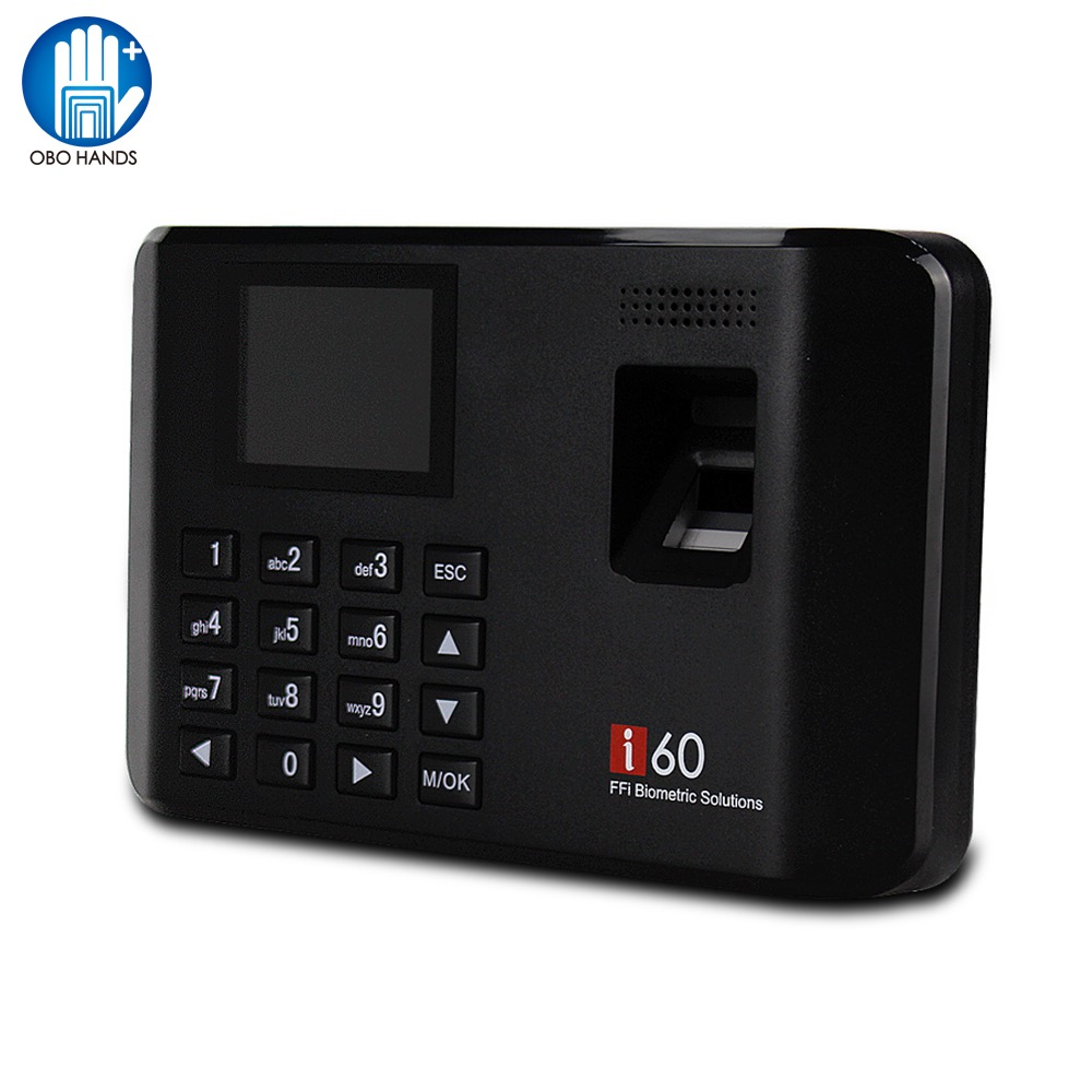 Biological Fingerprint Recognition Time Attendance Machine 2.4inch Support U-Disk USB 1000 User for Office/Home Security System retinal scan recognition