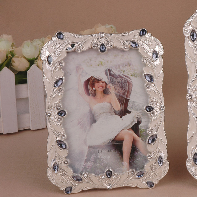 Online Shop Antique Gold Photo Frame for Picture Wood Photo Painting ...