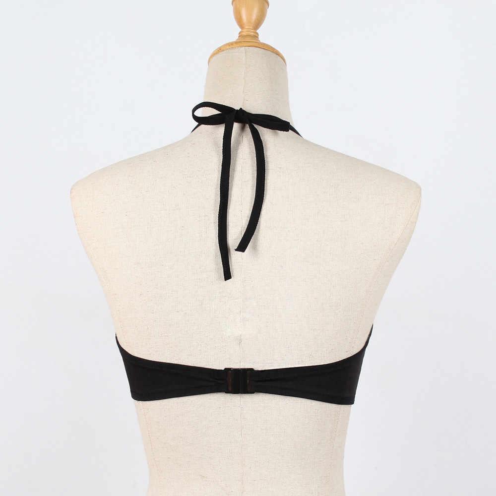 Verano mujer sexy europea y americana camisola correas hueco abierto cintura umbilical tubo superior envuelto pecho ropa interior camisola 51 *