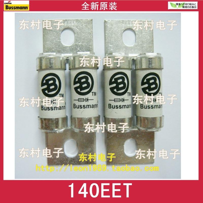 цена на [SA]US Cooper Bussmann fuse BS88 fuse 140EET 140A 690V--3PCS/LOT