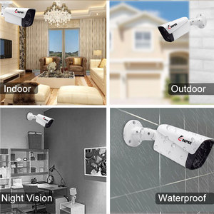 Image 5 - Telecamera di sicurezza Keeper HD 1080P 2MP AHD telecamera di sicurezza a infrarossi per visione notturna a infrarossi telecamera di sorveglianza analogica CCTV