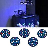 LED Reef Coral Lights E27 PAR 38 54W LED Full Spectrum LED Plant Grow Lights Fish Tank Aquarium Lamp SPS LPS Pongs Soft Corals