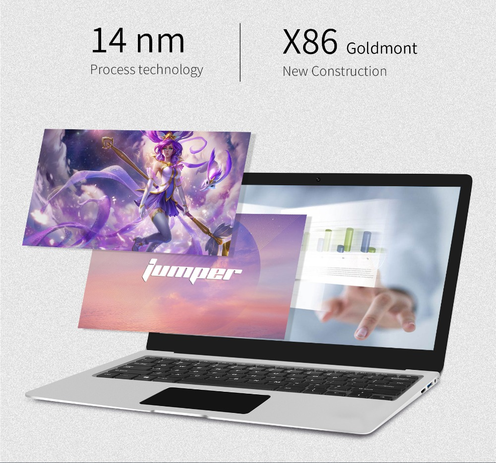 Jumper EZbook 3 Se laptop 13.3 FHD IPS Screen notebook (5)