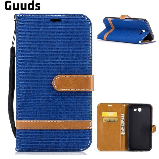 custodia in pelle samsung j7 2017
