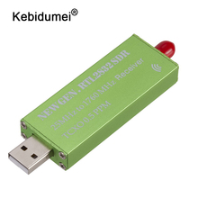 ТВ-сканер RTL2832U R820T2 USB2.0 RTL SDR 0,5, приемник PPM TCXO, ТВ-тюнер, палочка AM FM NFM DSB LSB SW, программно определяемое радио