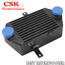 58mm Inlet Side Mount Alloy Intercooler For Toyota MR2 SW20 3SGTE 1990-1995  Silver / Black 540cc fuel injector 23250 74200 2325074200 for japanese car sxe10 is200 rs200 celica mr2 st205 3sge 3sgte sw20 232