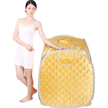 Steam-Generator-Capacity Steam-Sauna Sauna-Room Bath SPA Yellow 2L Beneficial-Skin Weight-Loss