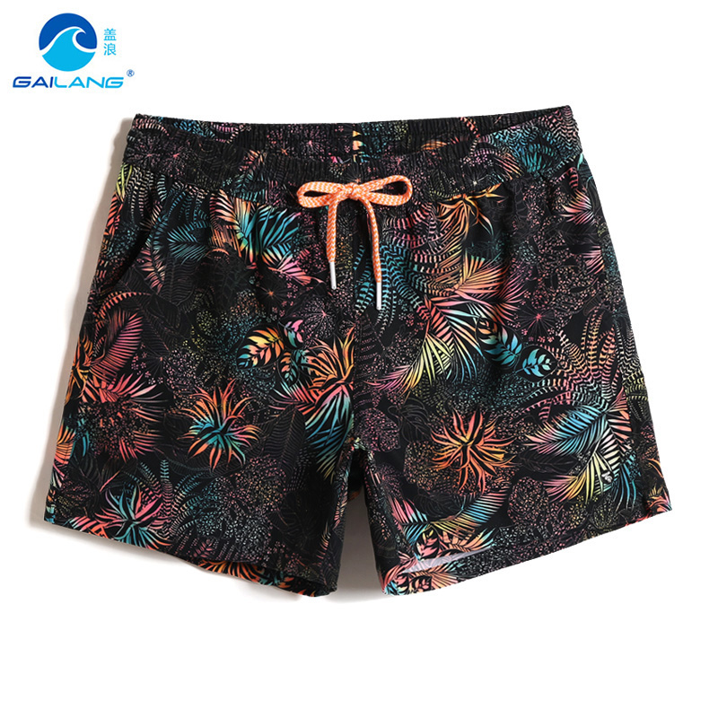 New Female Bathing suit   Board     shorts   hawaiian bermudas quick dry surfing swimsuit breathable beach   shorts   swimwear mesh