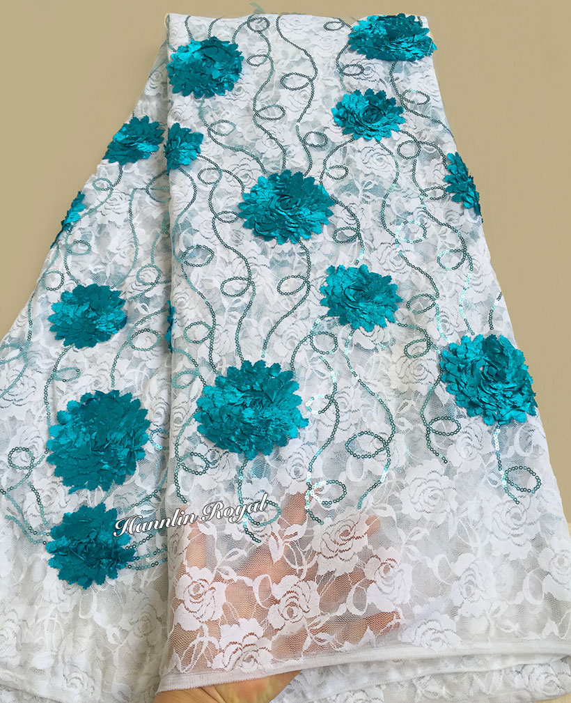 very soft wide french lace sewing tulle fabric with lots of sequins appliques can make one piece evening dress 5 yards per piecevery soft wide french lace sewing tulle fabric with lots of sequins appliques can make one piece evening dress 5 yards per piece