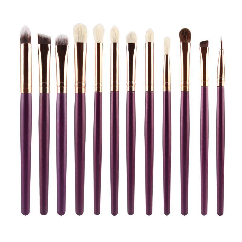 13Pcs Makeup Eyeshadow Brushes Set Foundation Powder Sponge Puff For Makeup Eye Shadow Powder Blusher Lips Beauty Tools Gadgets спонж isadora compact foundation sponge refill 1 шт
