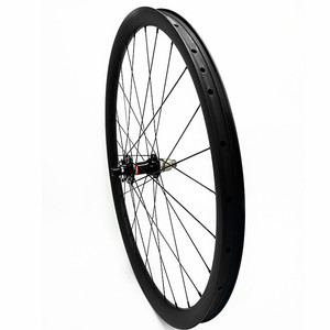 Image 2 - 29er carbon mtb disc wheels 30x25mm Lightweight tubeless Asymmetry boost 100x15 148x12 pillar 1420 spokes mtb bicycle wheels