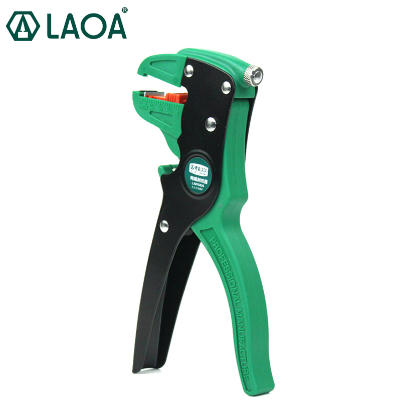 LAOA Duck Mouth Stripping Pliers Multifunction specialty stripper High Quality Brand Wire Stripping 1pcs laoa high quality guaranteed 100