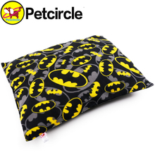 petcircle 2016 new arrivals pet dog mats betman dog beds for chihuahua large dog beds size M-L waterproof pet mats free shipping